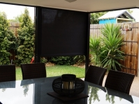 Mesh Outdoor Blinds